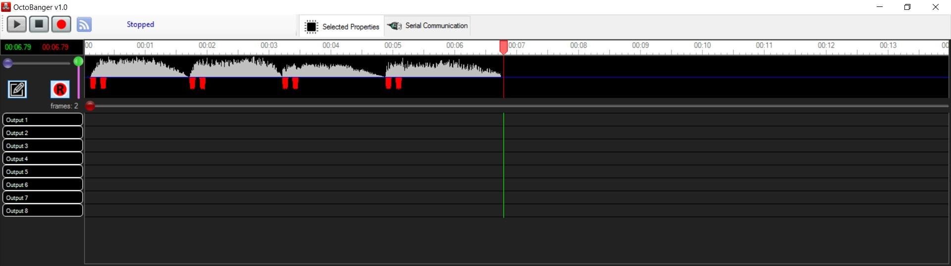Hybrid Video Player Controller Relay Decoder Dtmf Using Mt8870de Heres What The Monster Soundtrack Looks Like In Octobanger